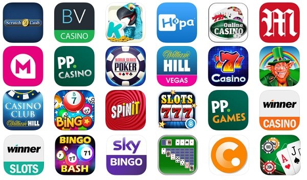 Casino online apps